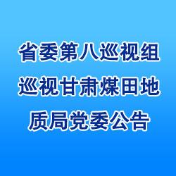 省委第八巡视组巡视买球吧_体育彩票正规app下载_推荐个手机滚球的app党委公告